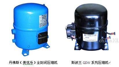 浅析压缩机在制冰机行业的应用(二)