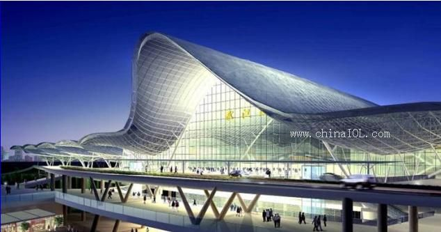 广东申菱为武汉火车站提供专业空调机组