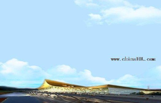 申菱飞机专用空调进驻昆明新国际机场