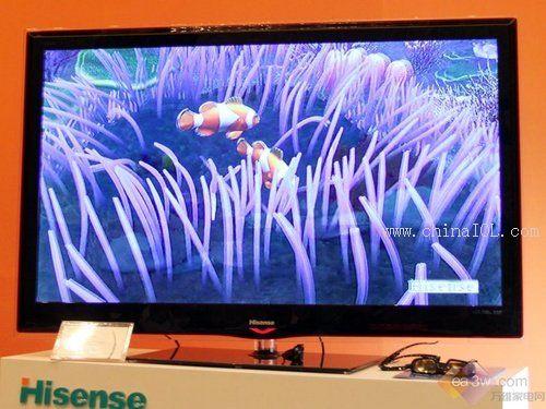 海信 昨日发布蓝擎LED电视新品图片