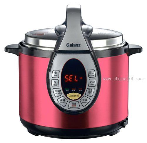 格兰仕:会酿米酒的彩钢电压力锅上市