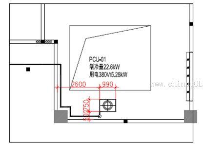 广州地铁机房用空调系统设计与分析