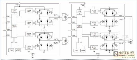 安森美无刷直流(bldc)电机驱动及控制方案