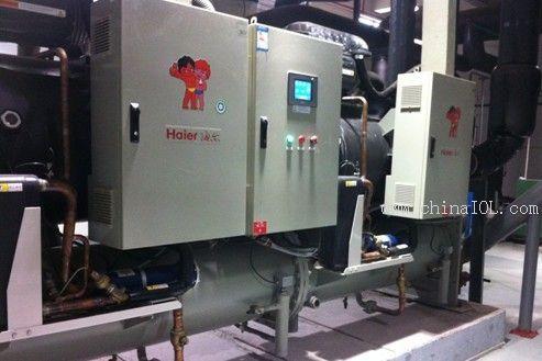 海尔磁悬浮中央空调配套霍尼韦尔项目