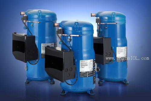 丹佛斯全新热泵专用压缩机psh系列