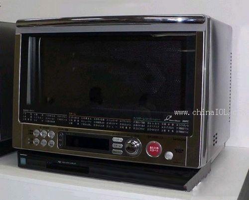 日立电器推出烧烤微波炉和ih式电饭煲